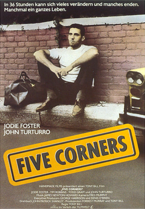 Plakat zum Film: Five Corners