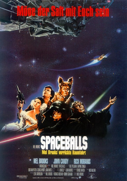 Plakat zum Film: Mel Brooks Spaceballs
