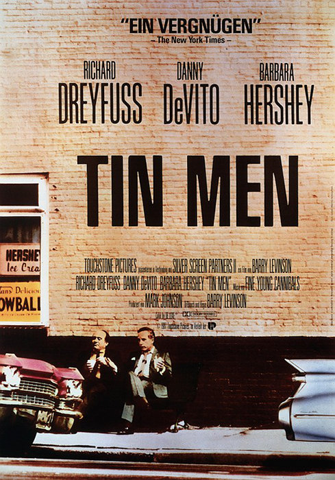 Plakat zum Film: Tin Men