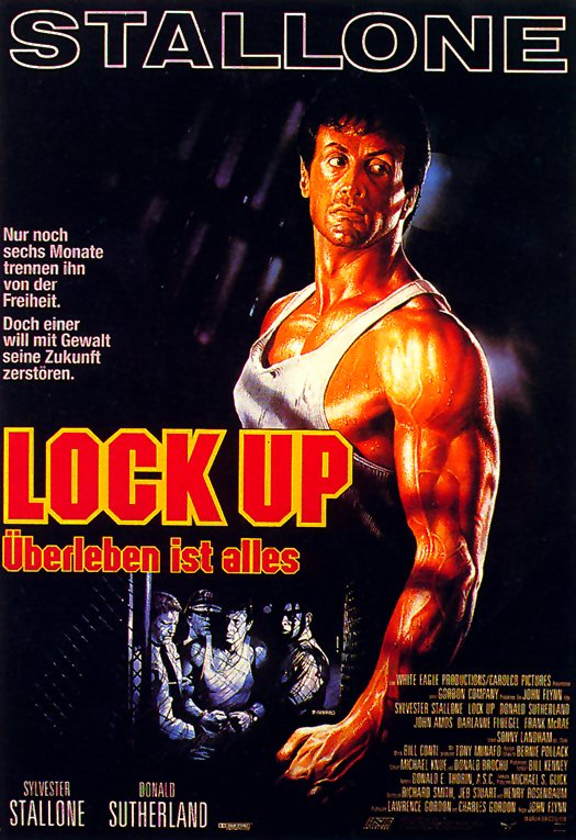 Plakat zum Film: Lock Up