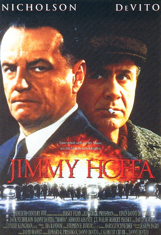 Plakat zum Film: Jimmy Hoffa