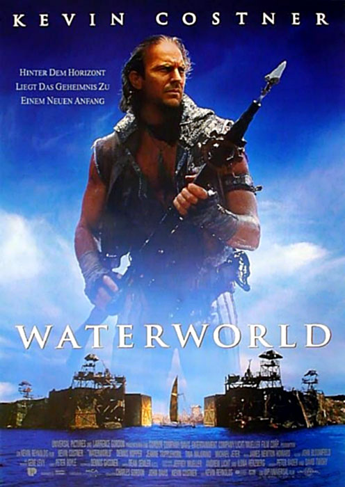 Plakat zum Film: Waterworld