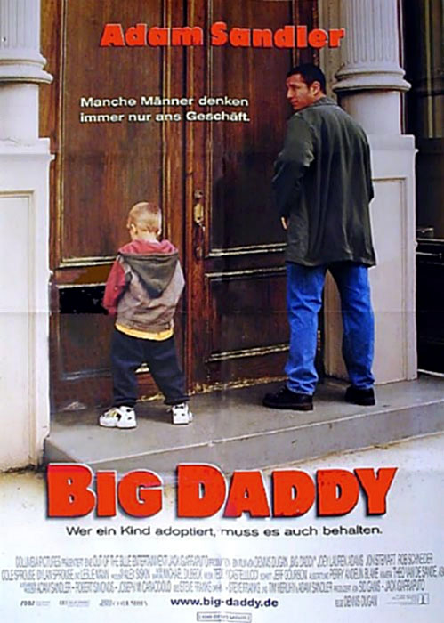 Plakat zum Film: Big Daddy