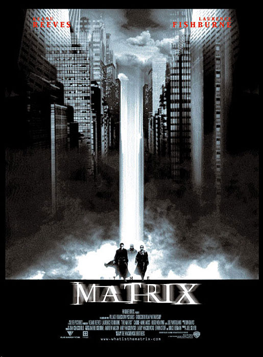 Plakat zum Film: Matrix