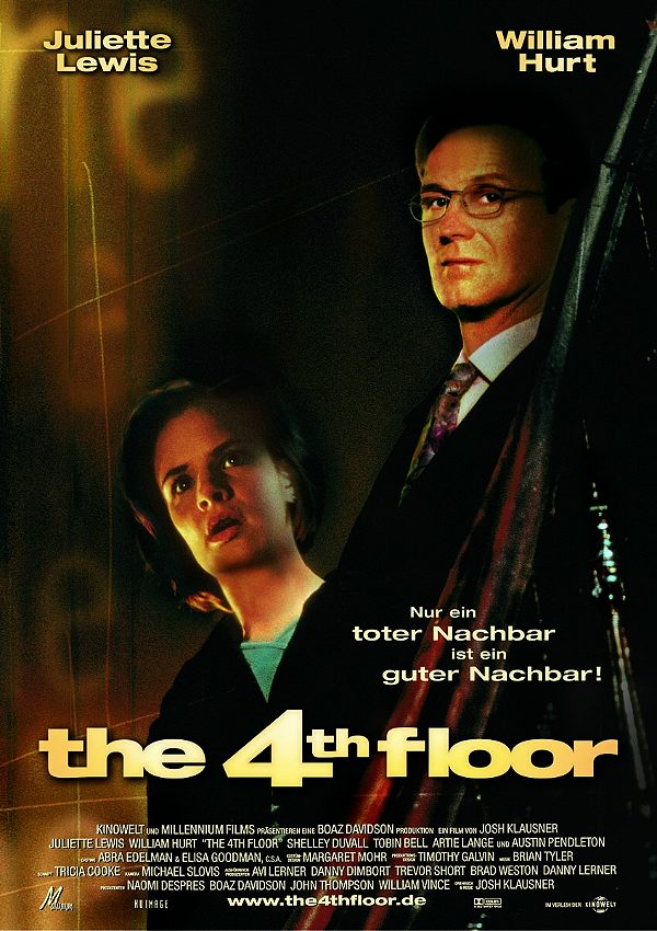 Plakat zum Film: 4th Floor, The
