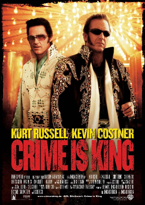 Plakat zum Film: Crime is King