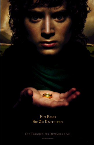 Group Of Herr Der Ringe Poster