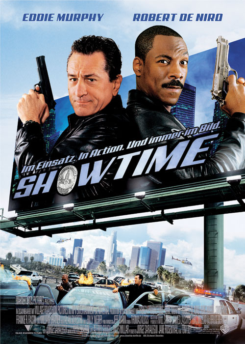 Plakat zum Film: Showtime
