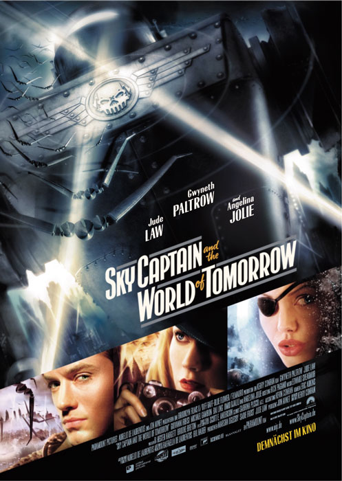 Plakat zum Film: Sky Captain and the World of Tomorrow