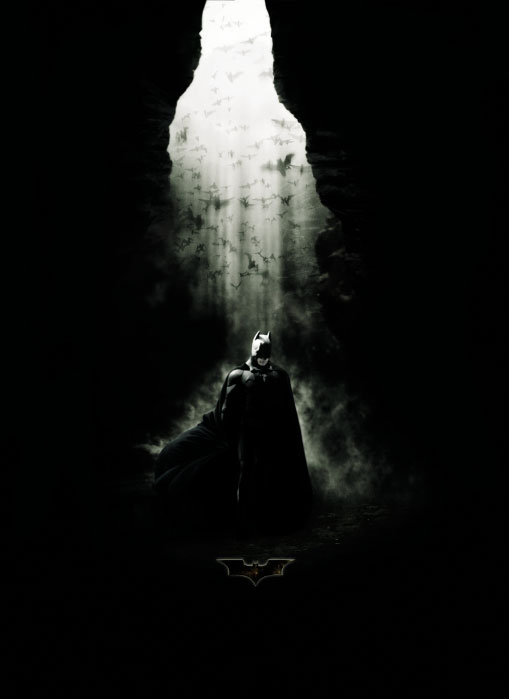 Plakat zum Film: Batman Begins