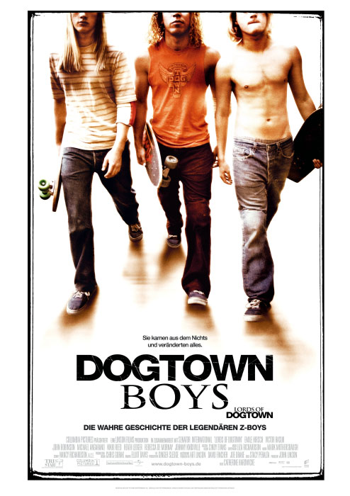Plakat zum Film: Dogtown Boys