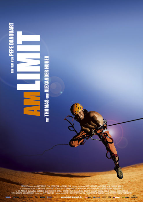 Plakat zum Film: Am Limit
