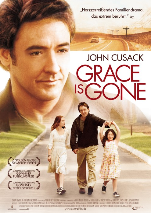 Plakat zum Film: Grace Is Gone
