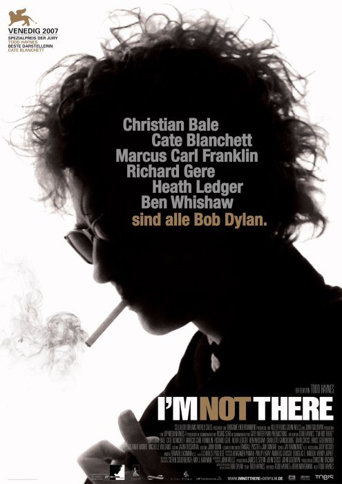 Plakat zum Film: I'm Not There
