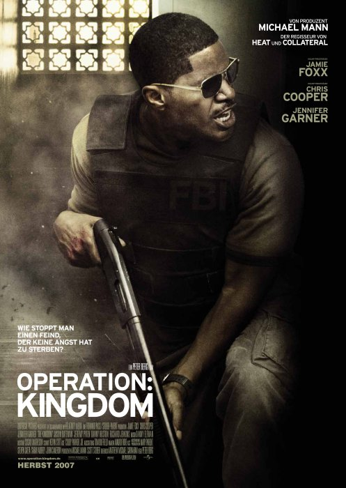 Plakat zum Film: Operation: Kingdom