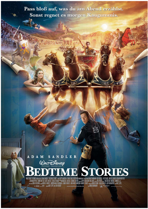 Plakat zum Film: Bedtime Stories