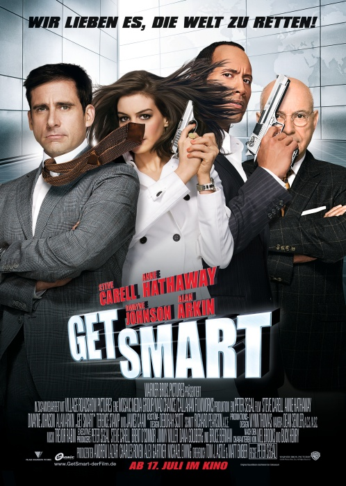Plakat zum Film: Get Smart