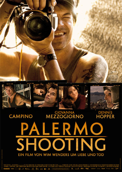 Plakat zum Film: Palermo Shooting