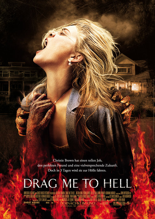 Plakat zum Film: Drag Me to Hell