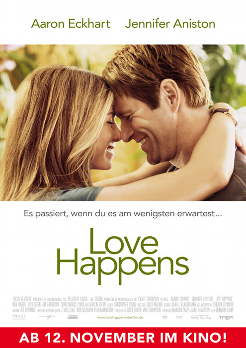 Plakat zum Film: Love Happens