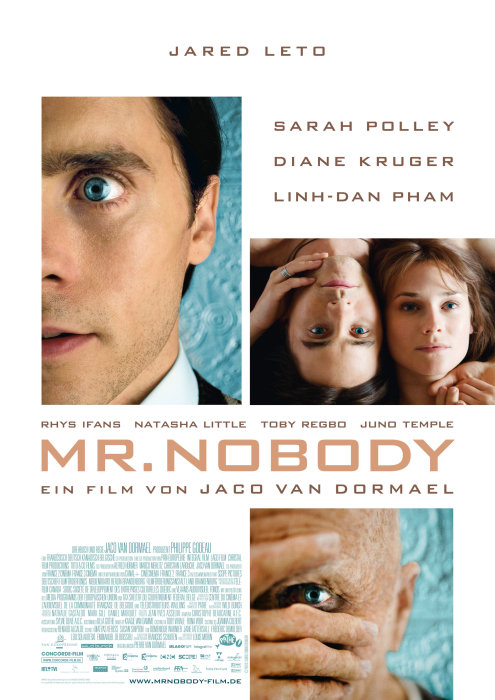 Plakat zum Film: Mr. Nobody