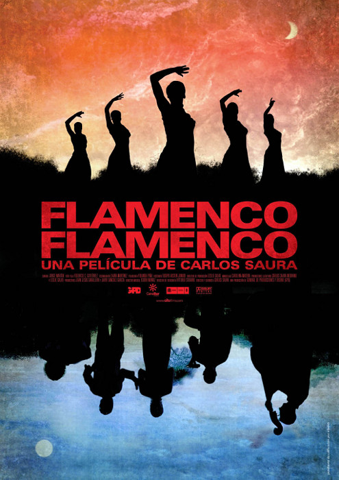 Plakat zum Film: Flamenco, Flamenco
