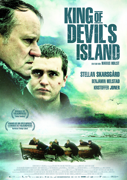 Plakat zum Film: King of Devil's Island