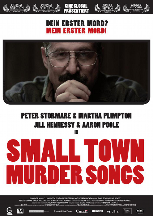 Plakat zum Film: Small Town Murder Songs