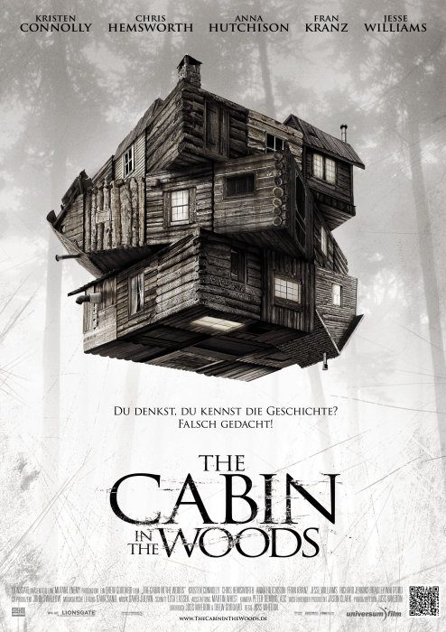 Plakat zum Film: Cabin in the Woods, The