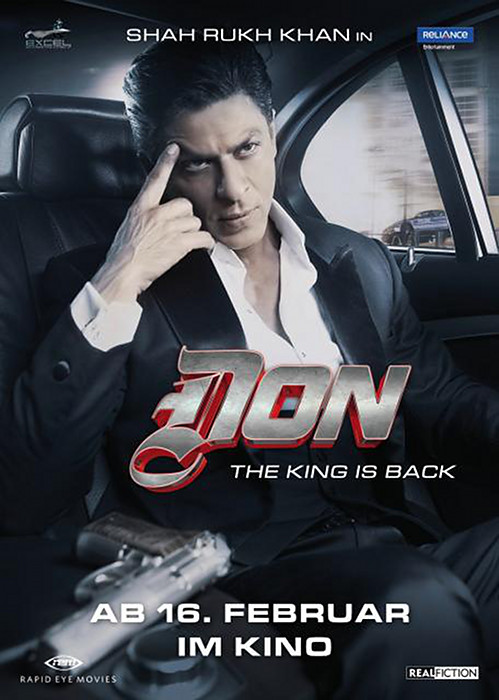Plakat zum Film: Don - The King Is Back