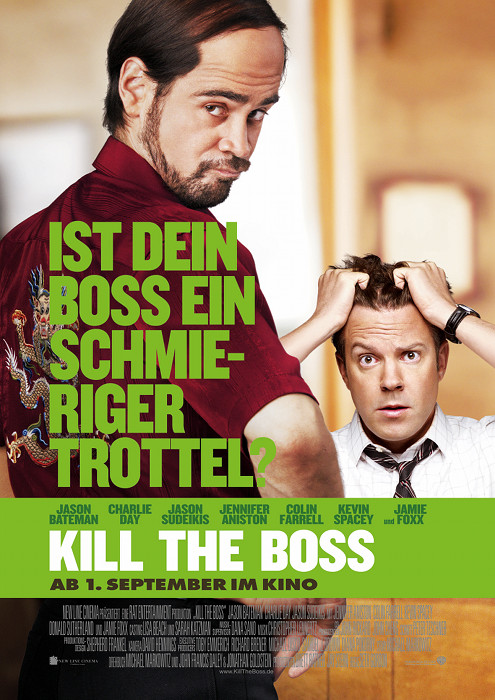 Plakat zum Film: Kill the Boss
