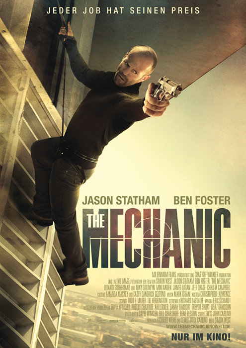 Plakat zum Film: Mechanic, The