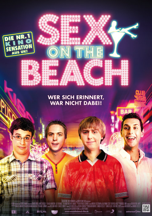Plakat zum Film: Sex On the Beach