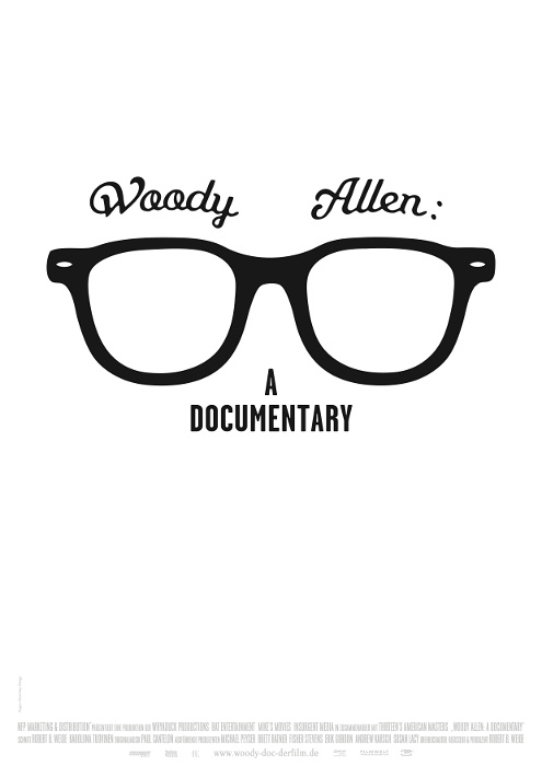 Plakat zum Film: Woody Allen: A Documentary