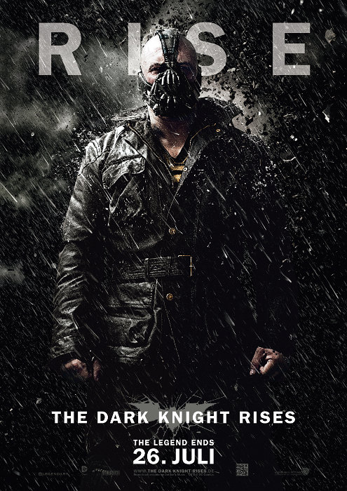 Plakat zum Film: Dark Knight Rises, The