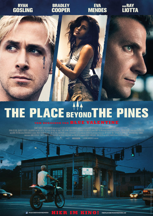 Plakat zum Film: Place Beyond the Pines, The
