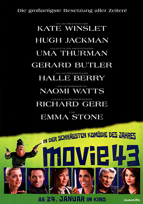 Plakat zum Film: Movie 43