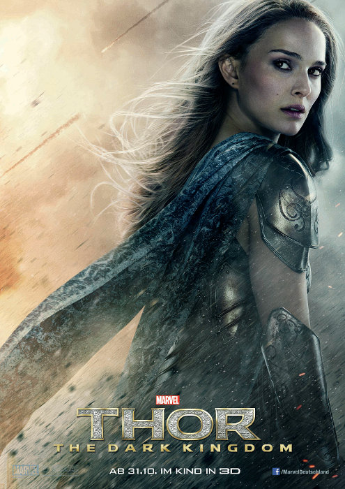 Plakat zum Film: Thor - The Dark Kingdom