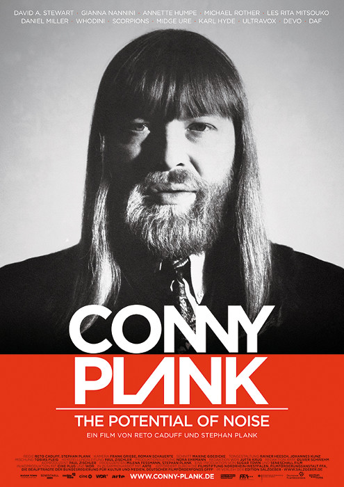 Plakat zum Film: Conny Plank - The Potential of Noise