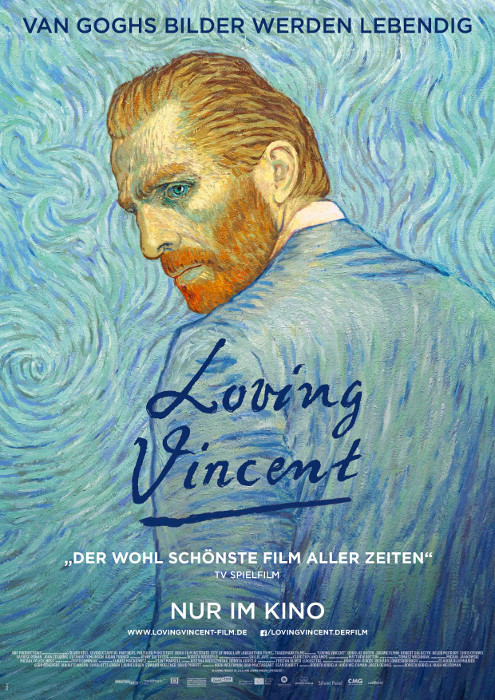 Plakat zum Film: Loving Vincent