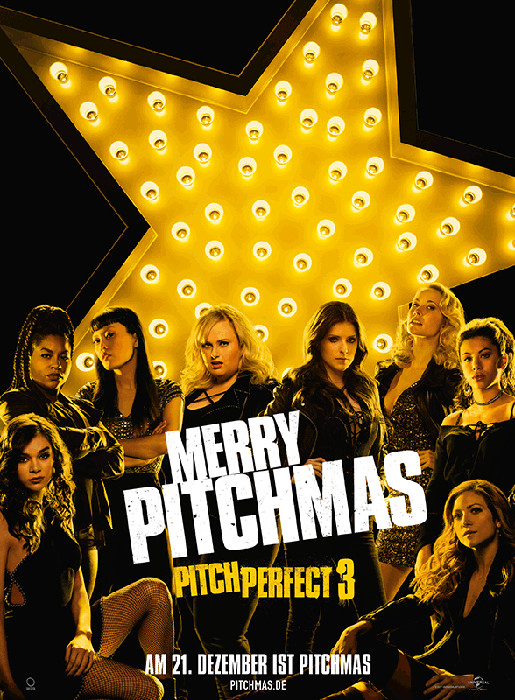 Plakat zum Film: Pitch Perfect 3