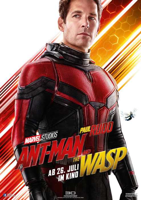 Plakat zum Film: Ant-Man and the Wasp