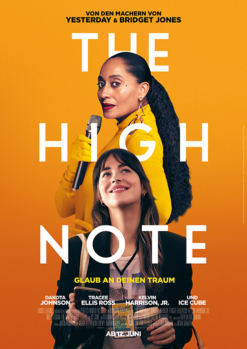 Plakat zum Film: High Note, The