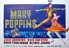 Filmplakat Mary Poppins