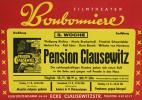 Filmplakat Pension Clausewitz