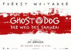Filmplakat Ghost Dog