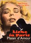 Filmplakat Liebe in Paris - Plaisirs d'amour