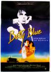 Filmplakat Betty Blue - 37,2 am Morgen