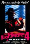 Filmplakat Nightmare on Elm Street 4