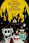 Filmplakat Nightmare Before Christmas